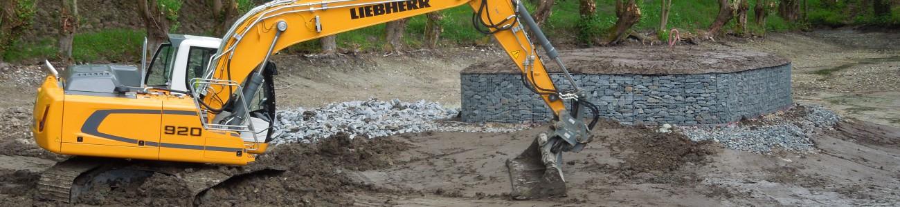 entreprise travaux publics caen pont l'eveque et calvados